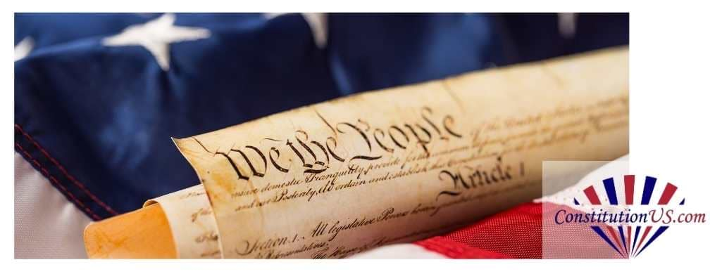 Header For US Constitution
