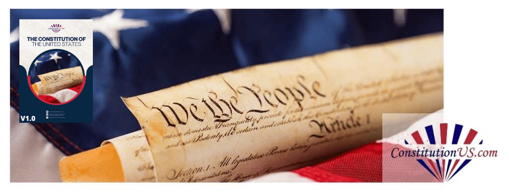 US Constitution PDF - Free to Download