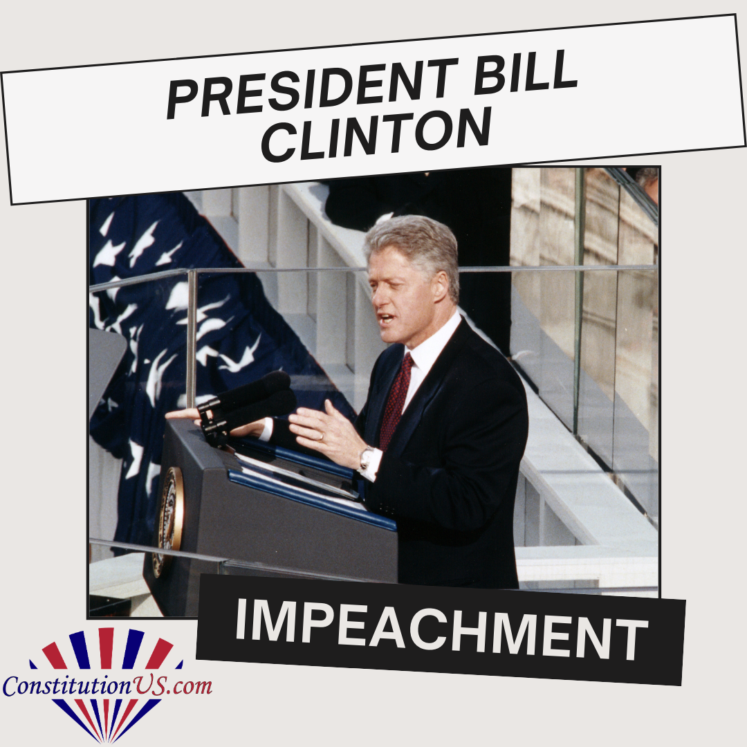 bill clinton impeachment