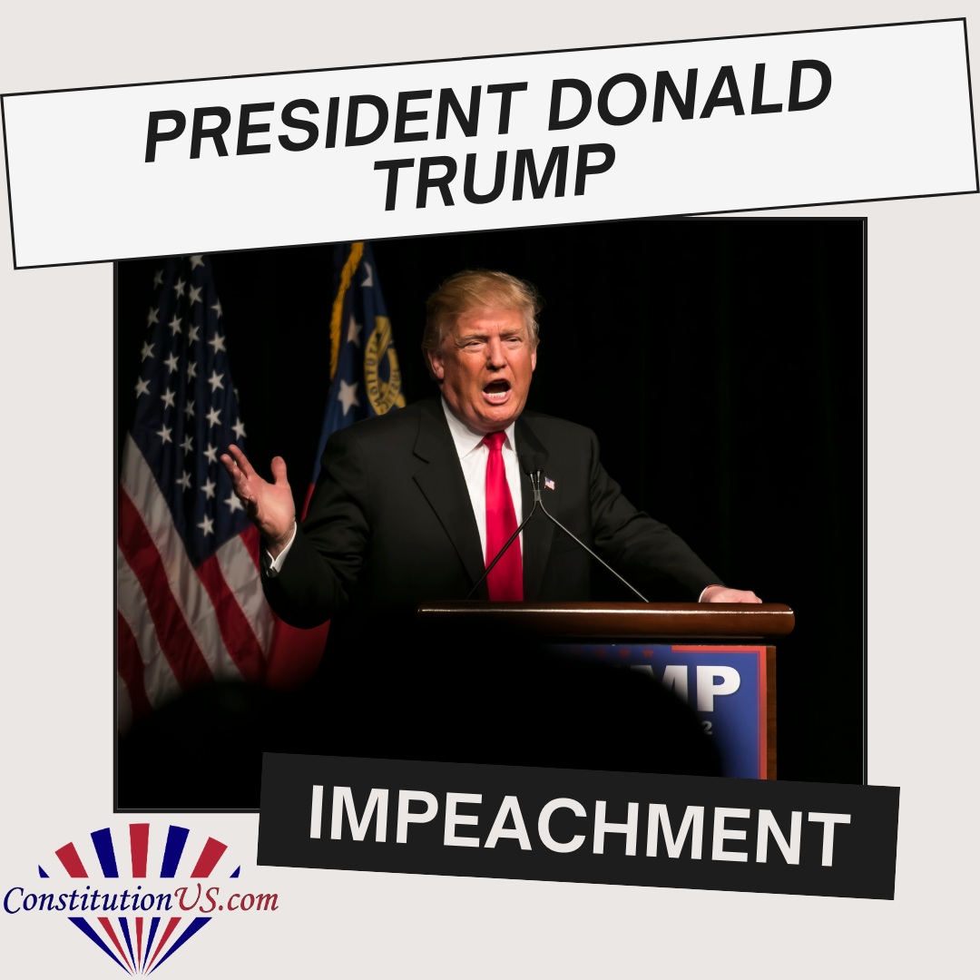 donald trump impeachment